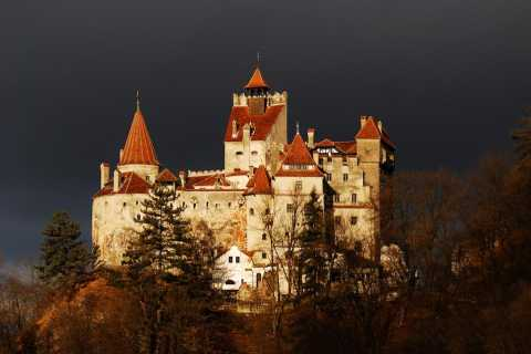 Dracula's Life Journey from Bucharest