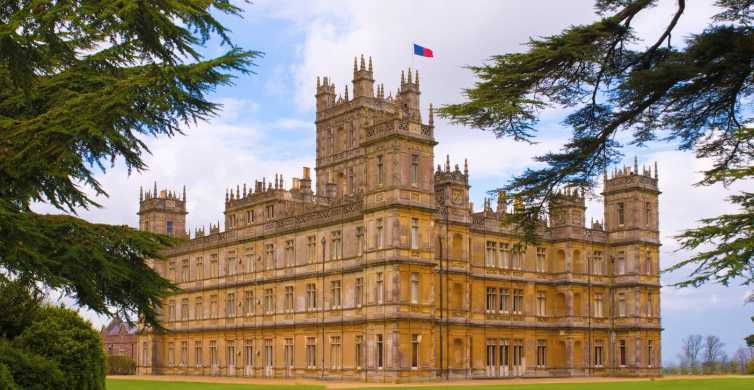 Downton Abbey Filming Locations & Highclere Castle Tour