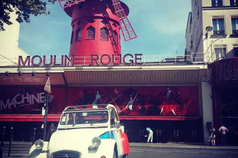 Paris: 1-Hour Vintage Citroen 2CV Tour