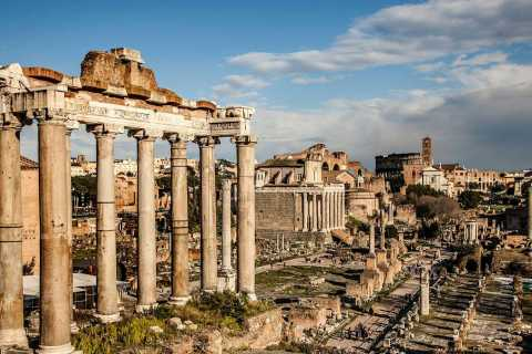 Rome: 3.5-Hour Colosseum and Ancient Rome Walking Tour