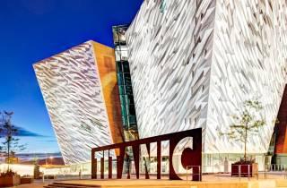 Belfast: Titanic Belfast und Besuch der Nomadic
