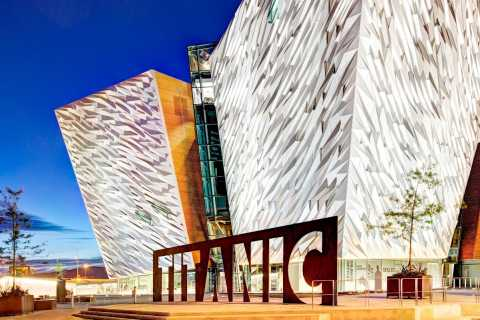 Belfast: The Titanic Experience with SS Nomadic Visit