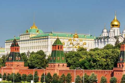 3-Hour Private Walking Tour of the Kremlin