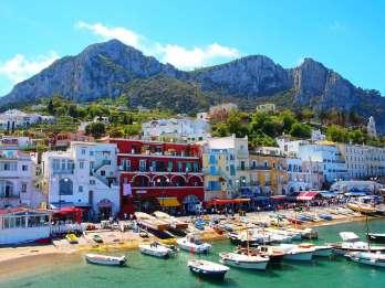 Ab Neapel: Tagestour zur Insel Capri