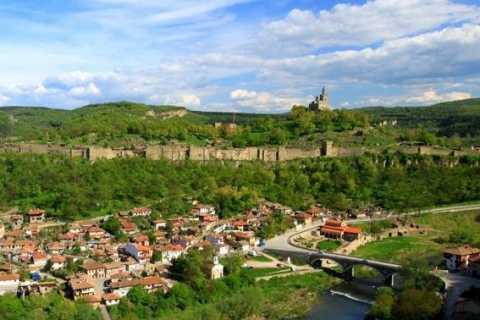 Van Sofia: Veliko Tarnovo en Arbanasi