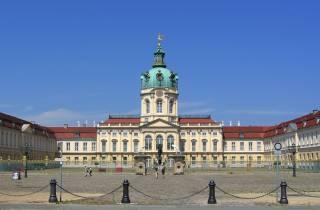 Führung Schloss Charlottenburg, Dinner & Konzert
