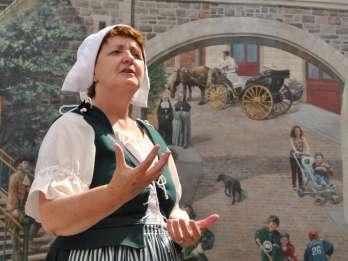 Québec: Geschichts-Rundgang durch die Stadt