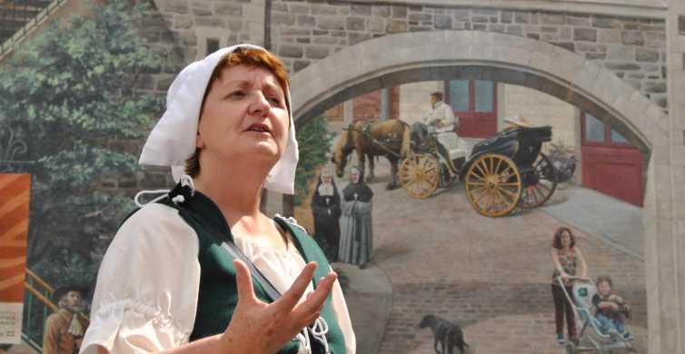 2-Hour Walk Through Québec City's History