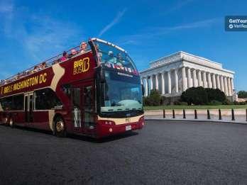 Washington DC: Hop-On-Hop-Off-Tour zu Wahrzeichen
