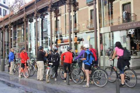 Best of Madrid: 3-timers guidet cykeltur med lille gruppe