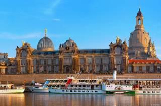 Dresden: Bierführung durch die Altstadt