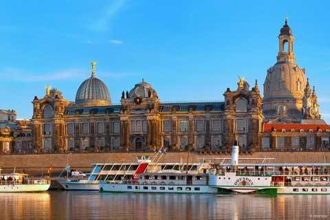 Dresda: tour guidato della birra nel centro storico