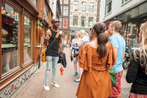 Visita cultural de la marihuana por los coffee shops