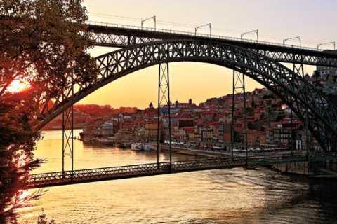 Porto Half-Day Historical Tour & Port Wine Tasting
