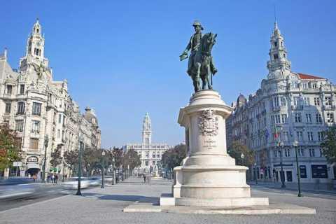 Porto City Full Day Minibus Tour, Lunch & Wine Tasting
