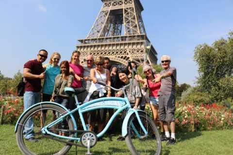 Paris: Fahrradtour zu den Highlights der Stadt