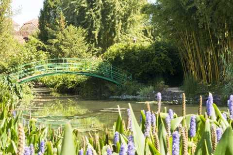 Giverny: visite 1/2 journée Jardin Monet Paris