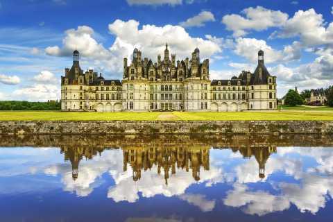 Depuis Paris: excursion dans les châteaux de la Loire