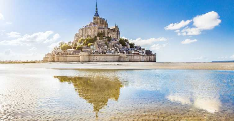 From Paris: Small-Group Mont St Michel Tour & Cider Tasting