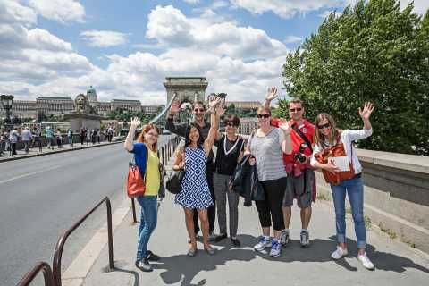 Budapest 3-timers Private Guided Walking Tour