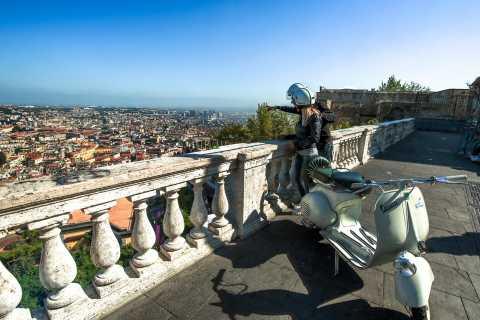 Private Tour: Napoli Food Tasting Tour da Vintage Vespa
