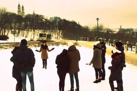 Vilnius Walking Tour: Love Stories
