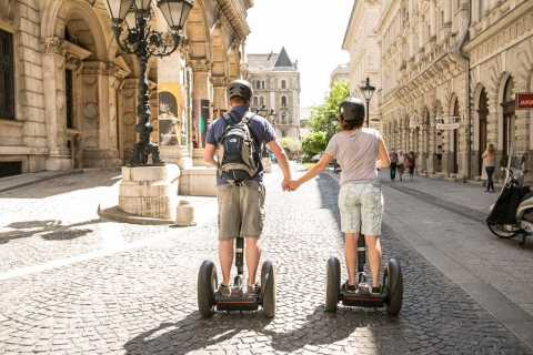 Budapest 2-timers Private Guided Segway Tour