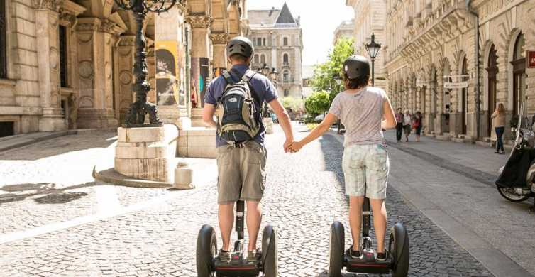 Budapest 2-Hour Private Guided Segway Tour