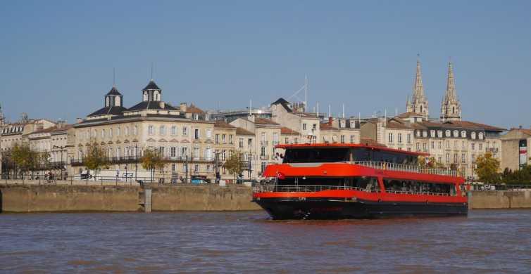 Bordeaux Lunch Cruise