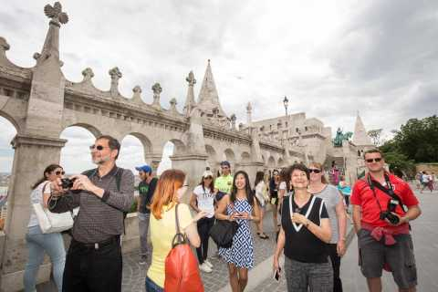 Budapest: Private Walking Tour of the Castle District