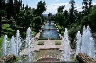 Tivoli: Hadriansvilla und Villa d`Este Tagestour & Mittag