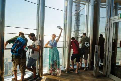 Dubái: ticket de los pisos 124 y 125 del Burj Khalifa