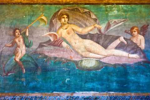 From Rome: Dolce Vita 3-Day Tour Pompeii, Sorrento & Capri