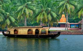Backwater Houseboat and Fort Kochi Tour from Cochin Port