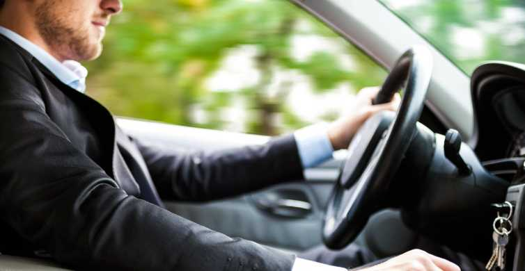 Rome: Private Airport Transfer to City Center