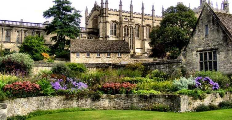 Oxford 3-Hour Private Walking Tour