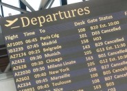 Rom: Privat-Transfer vom Zentrum zum Flughafen Rom-Fiumicino