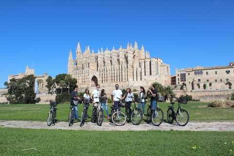 Palma di Maiorca: tour guidato in bici della Città Vecchia