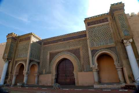 From Fez: Meknes, Volubilis and Moulay Idriss Day Trip