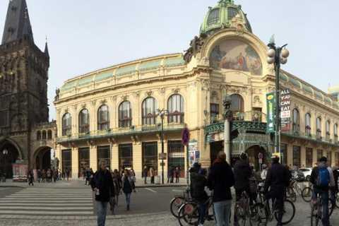 Prag: City Bike Tour
