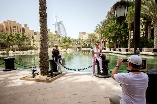 De Gouden Stad - Stadstour van halve dag van Dubai