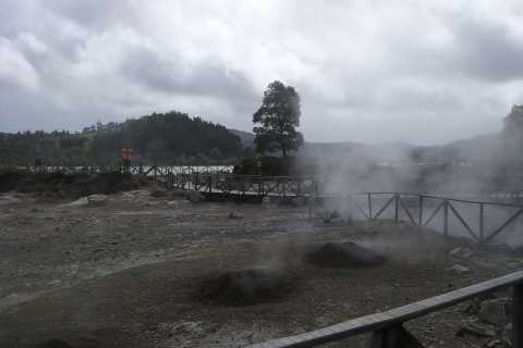Furnas Valley Full-Day Volcano and Tea Plantation Tour