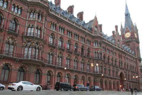 Guia de um trouxa para Londres: Harry Potter Walking Tour