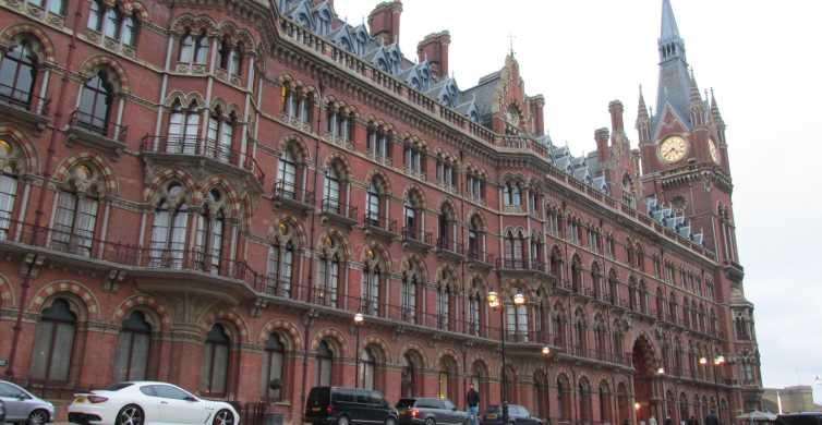 A Muggle's Guide to London: Harry Potter Walking Tour