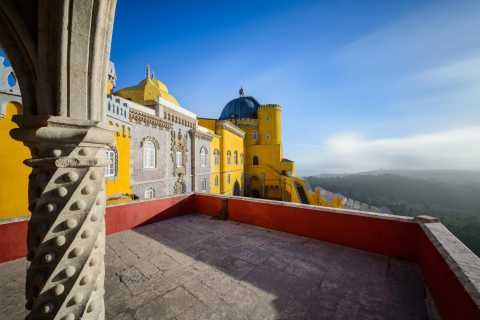 From Lisbon: Private Sintra Sightseeing Tour