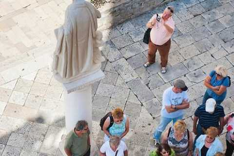 Trogir City: Guided Tour of a UNESCO Heritage Site