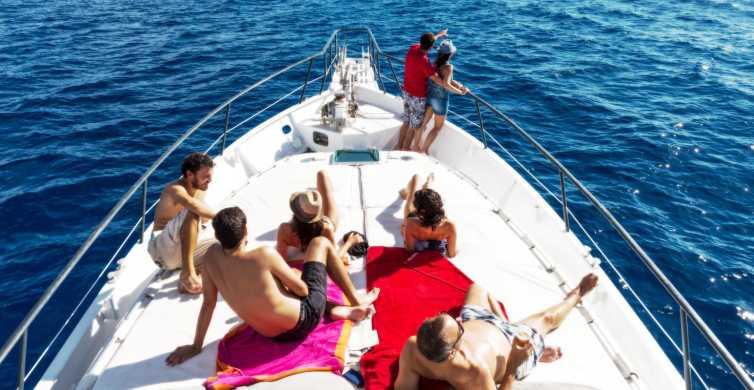 Lanzarote: Half-Day Chill Out Cruise at Papagayo Beach