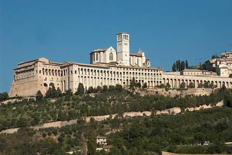 Assisi and Orvieto Full-Day Excursion from Rome