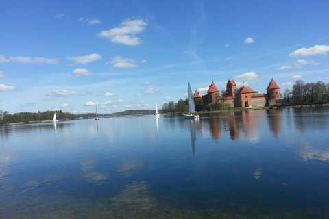 Vilnius, Trakai and Kernave Private Full-Day Tour
