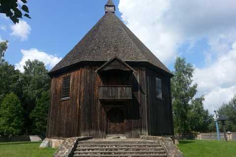 Kaunas, Rumsiskes y Monasterio Pazaislis: Visita de día completo: